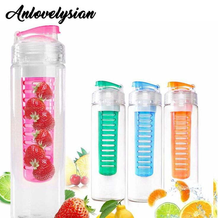 BPA Free Fruit Water Bottle With Lid     Tag a friend who would love this!     FREE Shipping Worldwide     Buy one here---> http://www.wodcasual.com/anlovelysian-tour-creative-fruit-plastic-water-bottle-with-lid-sport-lemon-strawberry-tea-water-bottle-advertising-gift-cups/