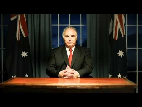 ▶ Australia Day 2012: Lambassador Sam Kekovich changes his tune - YouTube