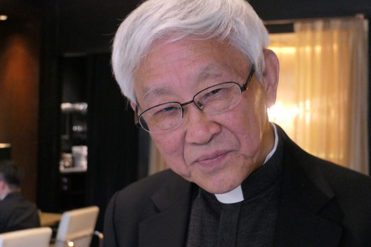 Cardinal Zen says 'naïve' Pope and bad advisors are betraying underground Church in China