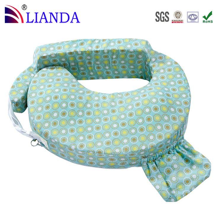 Alimentação Infantil Macia almofada travesseiro almofada de enfermagem EM forma de u