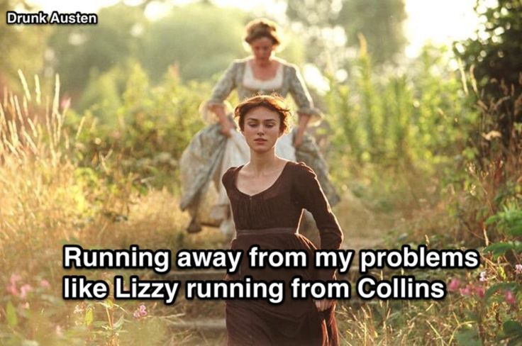 Pride and Prejudice with memes – Drunk Austen