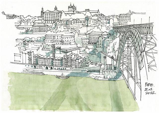 Porto by gerard michel, via Flickr