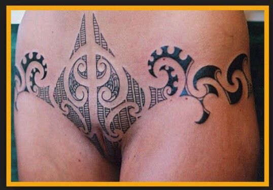 Genital Tattoo Pictures 15