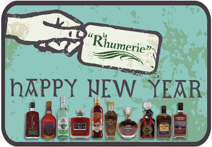 La Rhumerie Happy New Year 2014 #larhumerie #happynewyear