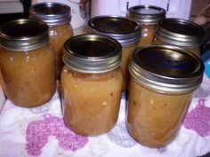 Simply Self Sufficiency: Pear Relish