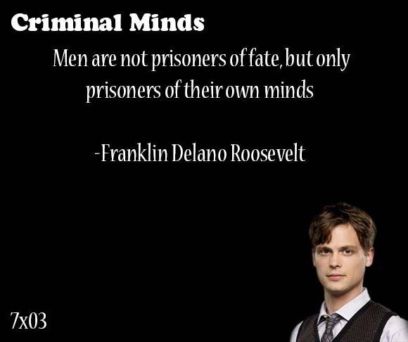 Criminal Minds Quotes Glamorous 293 Best Criminal Minds Quotes Images On Pinterest  Criminal Minds