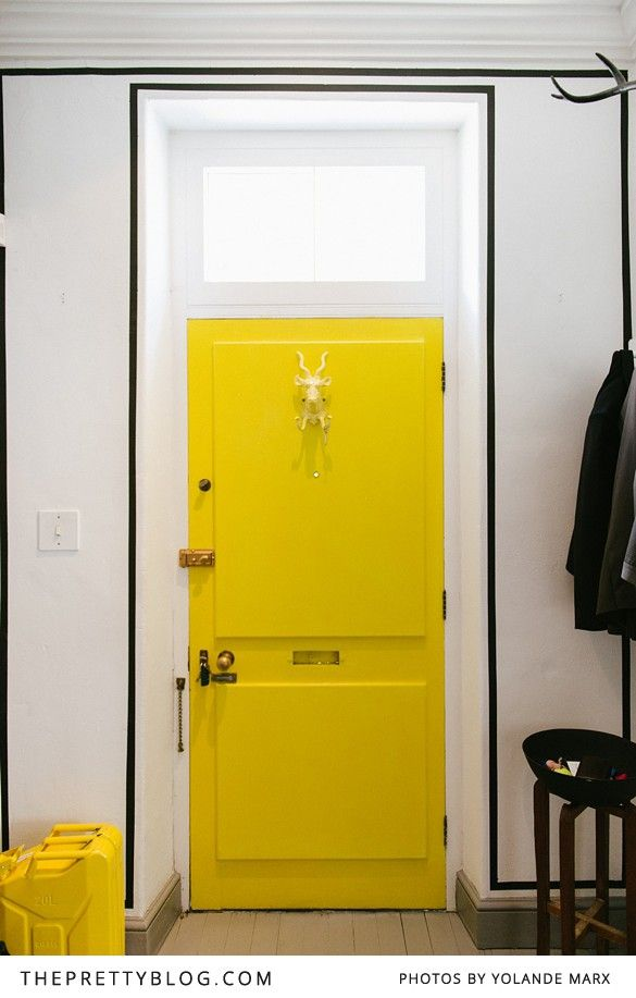 Yellow | Apartment | Cape Town | Interior | Etienne Hanekom Interiors