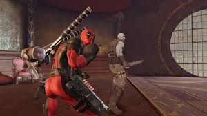 "DEADPOOL XBOX 360  ""THIS IS WHAT AWESOME LOOKS LIKE""(DEADPOOL)"
