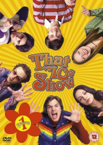 Television : That 70's Show.  Hyde is my man to the dismay of my hubby.