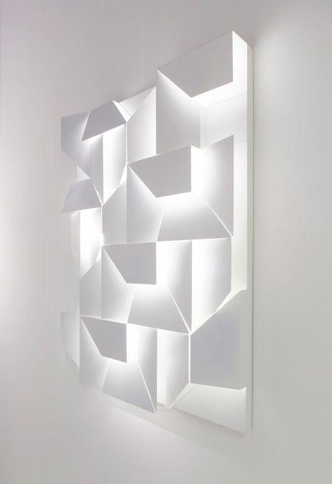 Wall Shadows Lighting by Charles Kalpakian