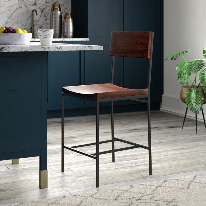 Admirable Lanier Bar Counter Stool Counter Stools In 2019 24 Bar Machost Co Dining Chair Design Ideas Machostcouk