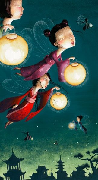 Sonja Wimmer Children illustration