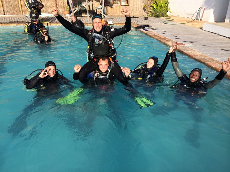 Padi Instructor Course,Mozambique