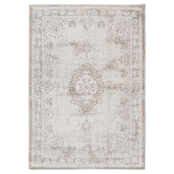 Louis De Poortere Fading World Rugs 8383 Salt Pepper