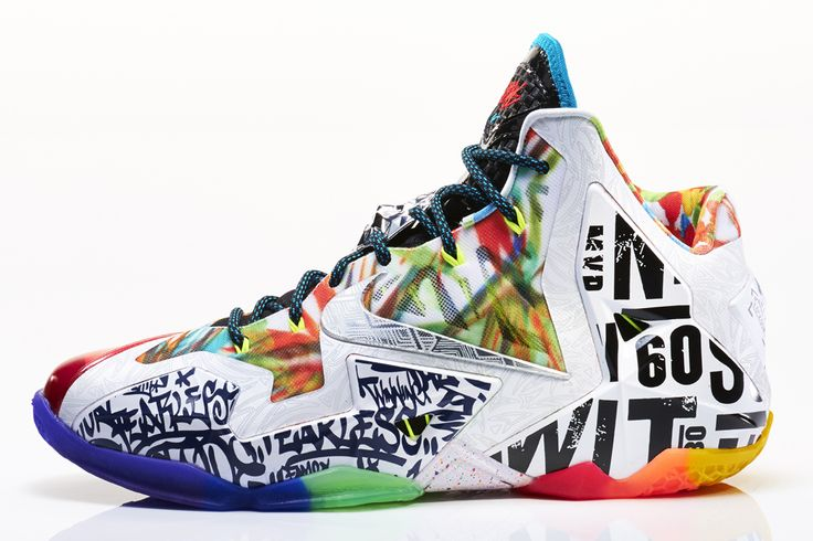 Nike LeBron 11 What the LeBron (Detailed Pictures & Release Date)