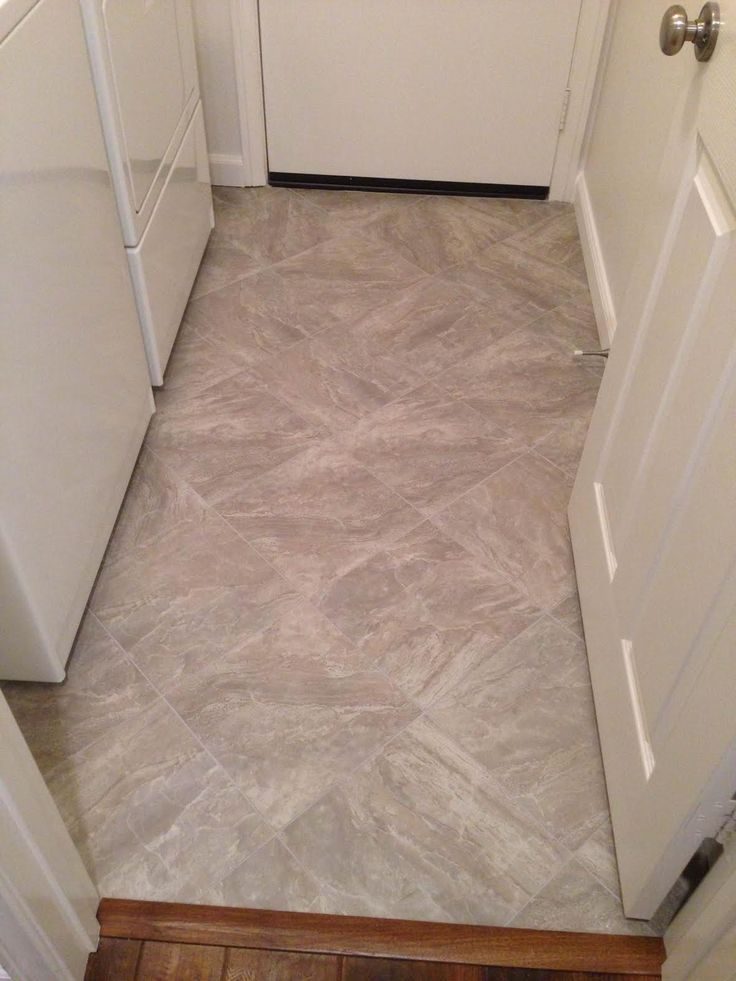 17 best images about coles flooring makeovers on pinterest for Laundry room floor tile
