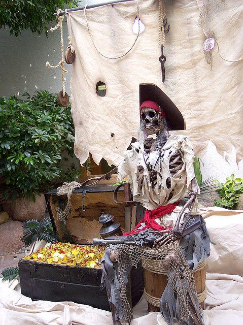 Pirate display | Flickr - Photo Sharing!