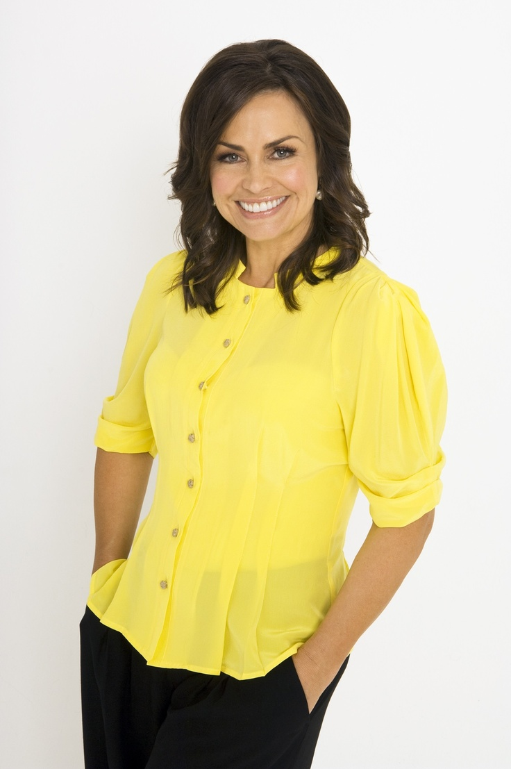 TODAY co-host Lisa Wilkinson...Smart woman and all round lovely Lady.