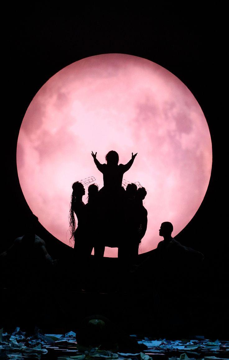 Opera: Ainadamar on Behance