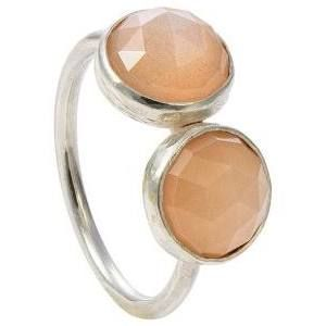 peach moonstone jewelry - Google Search