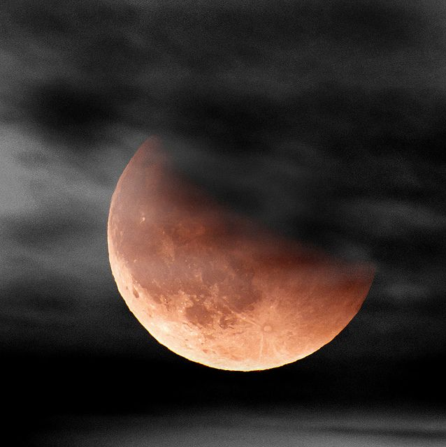 lunar eclipse on Dec 10, 2011.  Got up early with my youngest and watched the whole thing.  Amazing.
