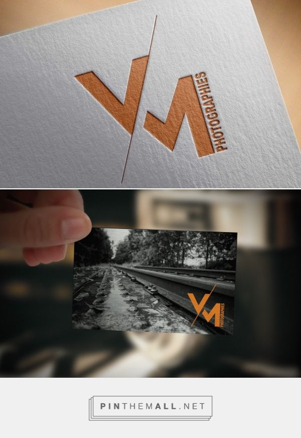 Identité visuelle photographe amateur #branding #print #graphicdesigner
