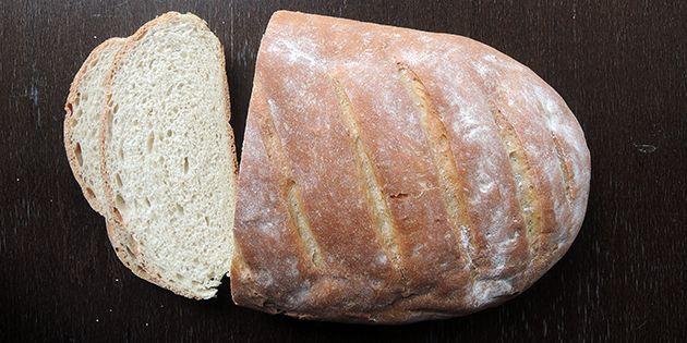 Lækkert og luftigt franskbrød