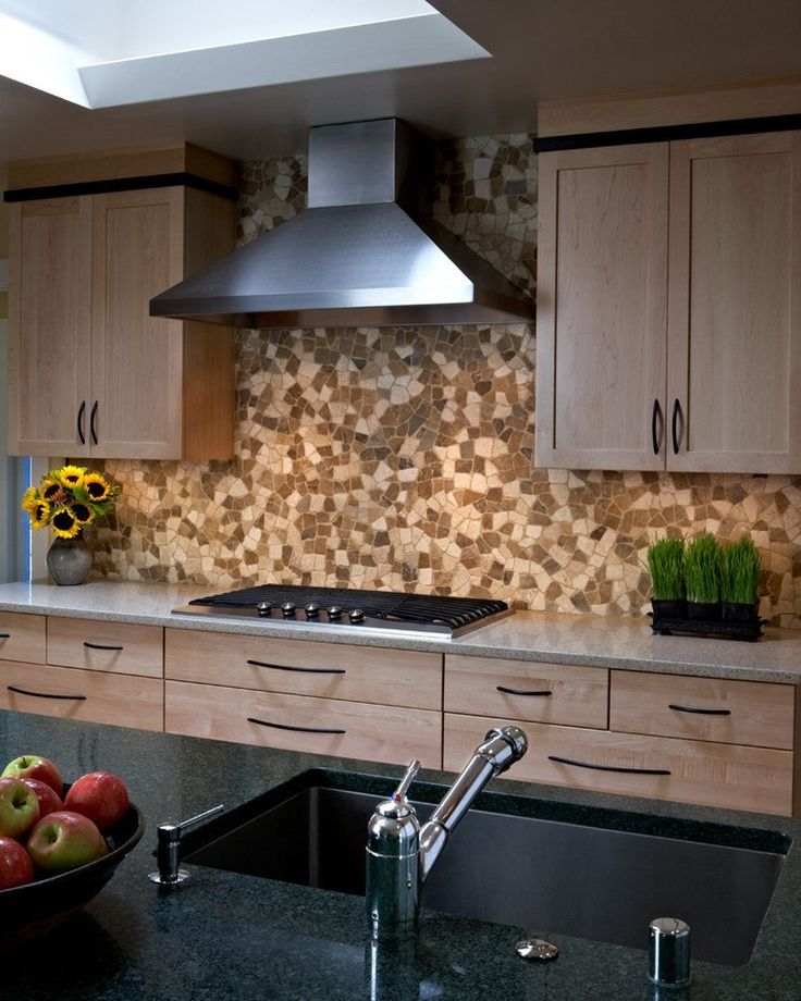 If you are looking for amazing kitchen remodeling ideas, I need to say that you are on the right place. For today, I have 15 Imprssive Backsplash Tile Ideas | More Modern Pictures at www.StainlessSteelTile.com