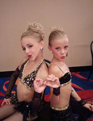 Dance Moms Season 1 Stills