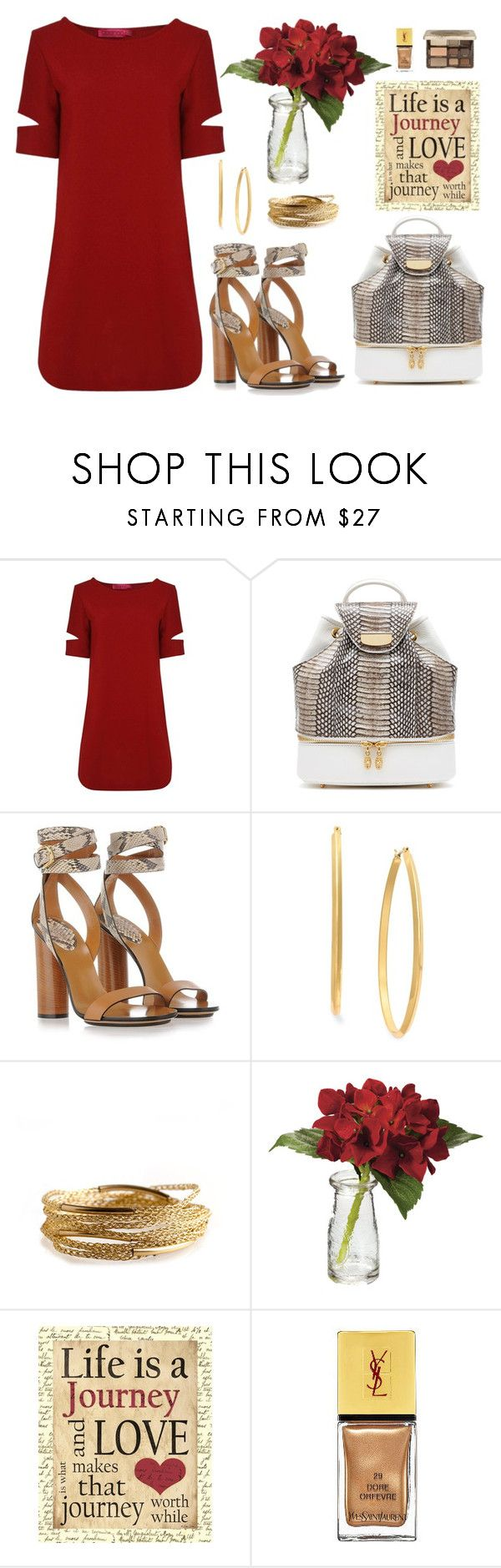 """""""Life is..."""" by sheavschaaf ❤ liked on Polyvore featuring Boohoo, Tyler Alexandra, Gucci, Charter Club, YooLa, DutchCrafters, Yves Saint Laurent and Too Faced Cosmetics"""