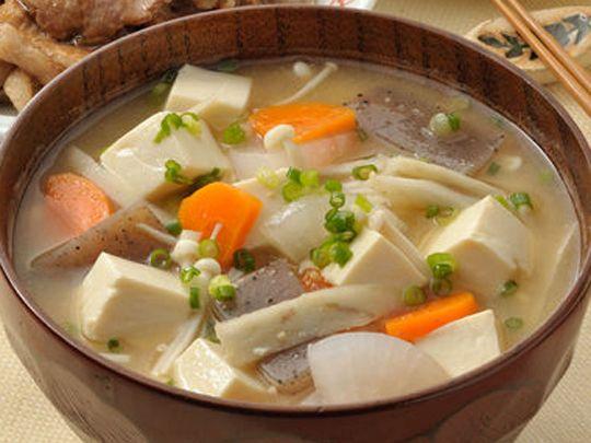 Kenchinjiru...one of my favorite Japanese soups! 神奈川県の郷土料理「けんちん汁」レシピ紹介!|ふるさとれしぴ
