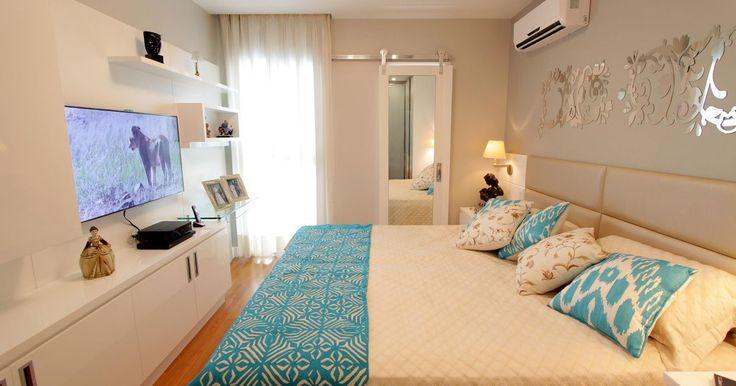 Les Meilleures Idées De La Catégorie Quarto De Casal Branco Sur - Conseils de decoration plage chambre
