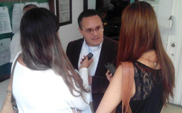Médico Mauricio Noreña felicita al alcalde por no disminuir, el recurso humano y la inversión  de la secretaría de salud