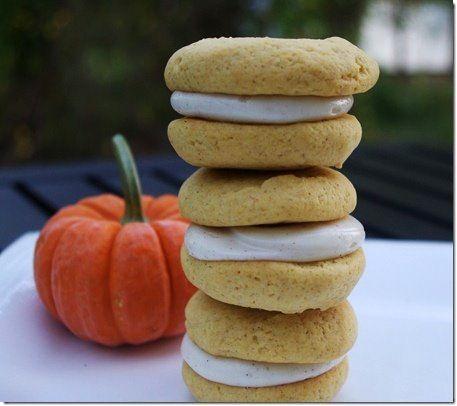 Pumpkin Spice Sugar Cookie | Recipes | Pinterest
