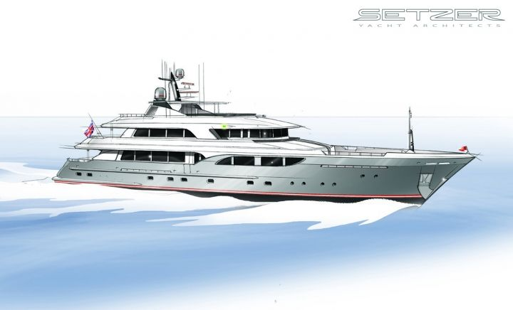 Ocean Explorer | Setzer Yacht Architects