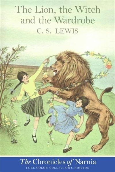 When Peter, Susan, Edmund and Lucy - step through a wardrobe door in the strange country house where they are staying, they find themselves in the land of Narnia.