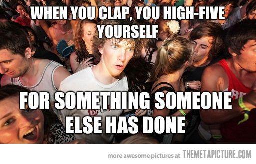 Mind blowing revelation…