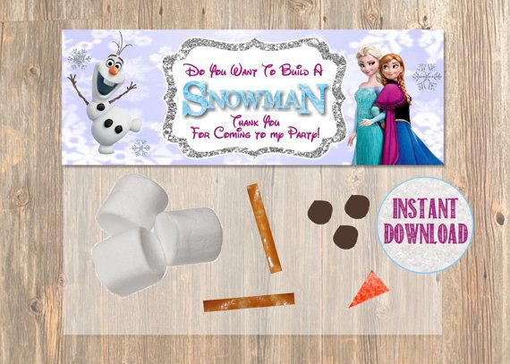 Do You Want To Build a Snowman? Frozen Favor Bag Toppers - Disney Frozen Birthday Printable for Party Treat Candy. Frozen Birthday Supplies. Frozen Favor Bag Toppers - Disney Frozen Birthday Printable for Party Treat Candy. Frozen Birthday Supplies. Frozen birthday party ideas, frozen party decor, frozen party decorations, frozen party ideas, party ideas, frozen party decor, frozen party decorations, frozen party ideas