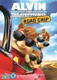 #9: Alvin and the Chipmunks: The Road Chip [DVD] [2016]