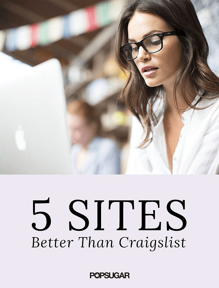 If you like to buy your furniture on Craigslist, then you're going to love these sites too!