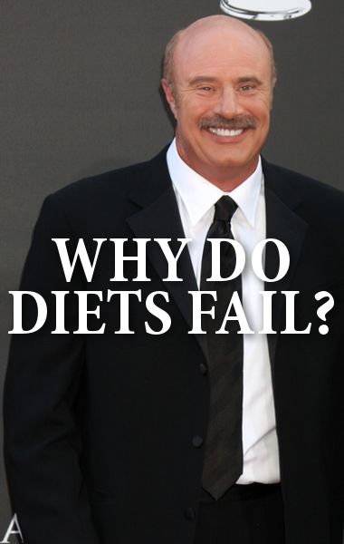 """The Doctors: Dr Phil McGraw """"The 20/20 Diet"""" Review + Why Diets Fail"""