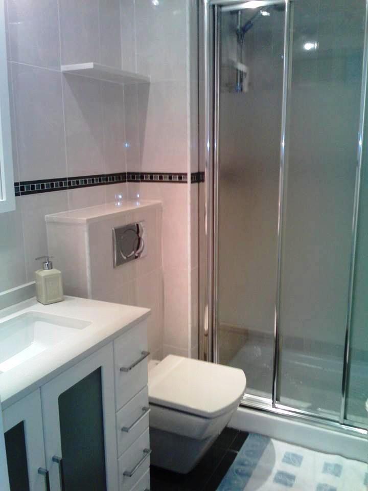 baño badroom