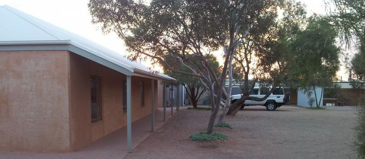 Mud Hut Motel Coober Pedy. Best accommodation in town.