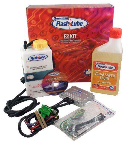 Dávkovač aditiva - Elektronická dávkovací souprava Flashlube E2 KIT