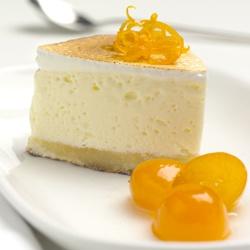 Frozen Grand Marnier Souffle #desserts