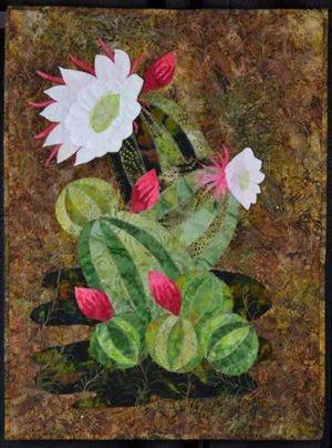 33 best cactus quilt ideas images on Pinterest   Textiles, Cactus ... : cactus quilts - Adamdwight.com