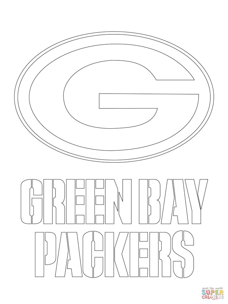 green bay packers templates | You might also be interested in coloring pages from