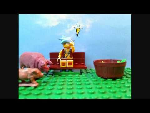 Lego Bible Stories-The Lost Son