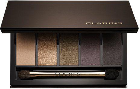 Pin for Later: Simplifiez Votre Routine Makeup Avec Ces Superbes Palettes  Clarins Palette Yeux 5 Couleurs (49€)