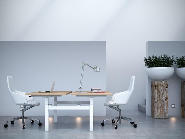 Büromöbel Design, Das Den Komfort Im Office Steigert... Das Wohlbefinden Am  Arbeitsplatz Ist Von Großer Bedeutung Für Die Arbeitsproduktivität.